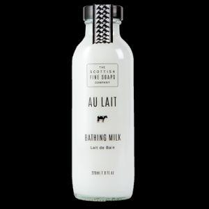 Scottish Fine Soaps Mléko do koupele - Au Lait 220ml